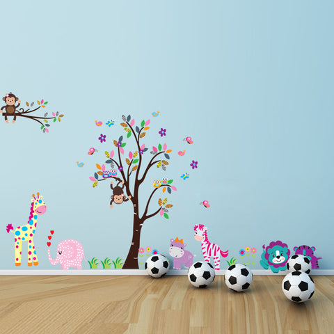 OnDecal Cute Cartoon Forest