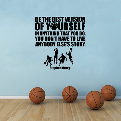OnDecal Best Version of Yourself - Stephen Curry