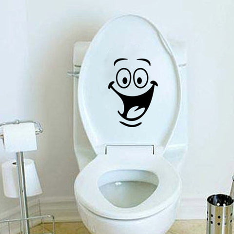 OnDecal 1pc Bathroom Toilet Decal