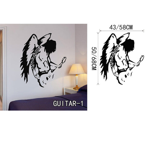 OnDecal Guitar Angel