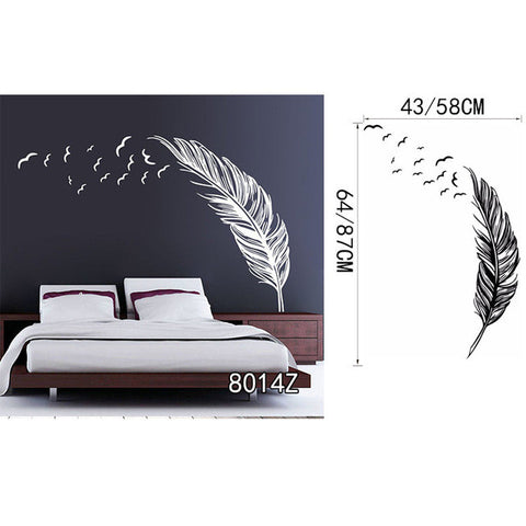 OnDecal Beautiful Feather