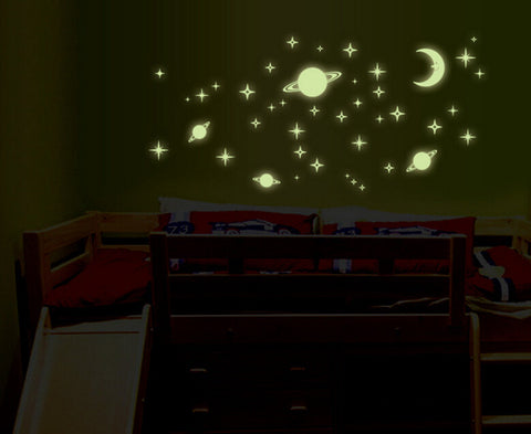 OnDecal Stars and Planets