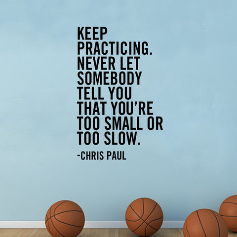 OnDecal Keep Practicing - Chris Paul