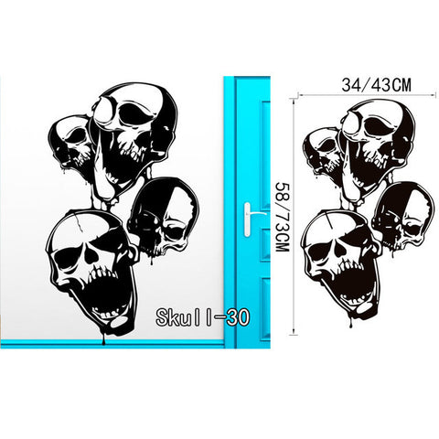 OnDecal Skull Group