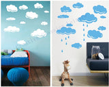 OnDecal Rain Drop Clouds