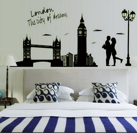 OnDecal London Bridge & Big Ben