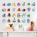 OnDecal Animal Alphabet