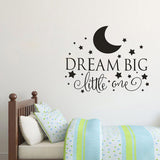 OnDecal Dream Big Little One Wall Decal