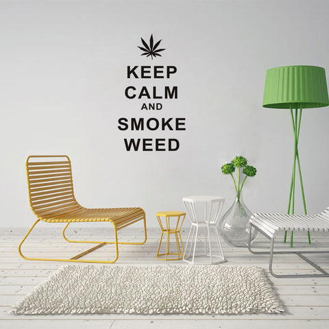 OnDecal Keep Calm Wall Decal