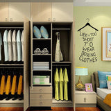 OnDecal Life Is Too Short To Wear Boring Clothes Wall Decal