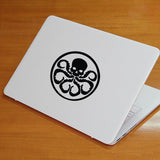OnDecal Skull Octopus Decal