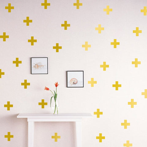 OnDecal Plus Sign Wall Decals