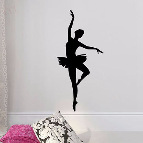 OnDecal Ballerina Wall Decal