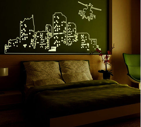 OnDecal City Lights