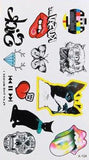 OnDecal New Flash Temporary Tattoos