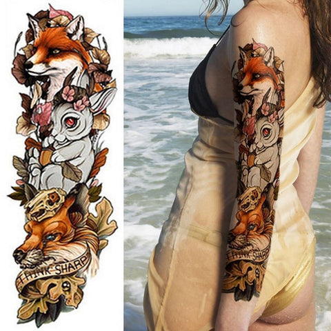 OnDecal 1 Piece Sleeve Temporary Tattoo