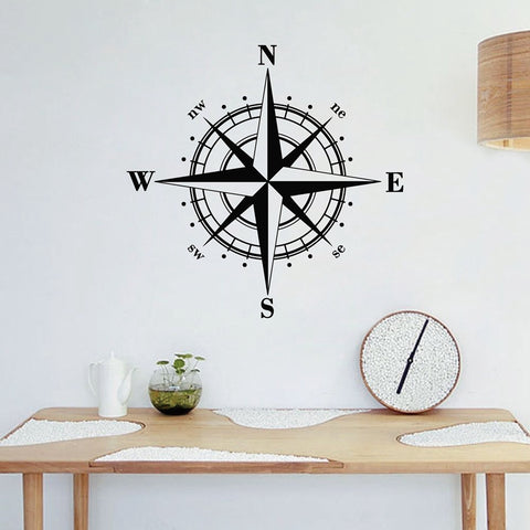 OnDecal Compass Wall Decal