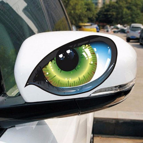 OnDecal 3D Cat Eyes Decals