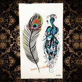 OnDecal Elagent Design Flash Henna Tattoos