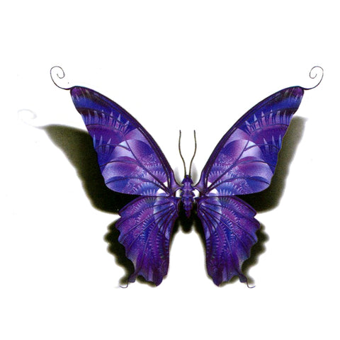 OnDecal Purple Butterfly Temporary Tattoo