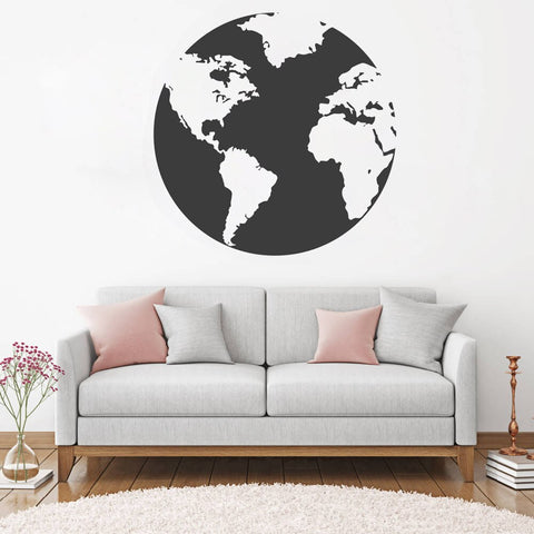 OnDecal World Wall Decal