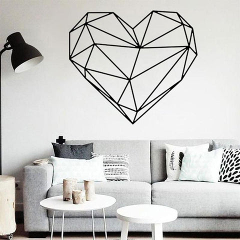 OnDecal Geometric Heart