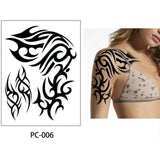 OnDecal Large Shoulder Temporary Tattoo