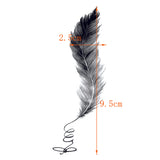 OnDecal Elegant Feather Temporary Tattoo