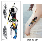 OnDecal New Design Temporary Tattoo