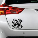OnDecal Kids Up In This Car Decal
