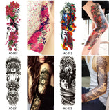 OnDecal Large Temporary Tattoo
