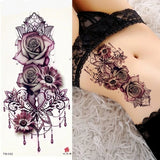 OnDecal Trendy Temporary Tattoo
