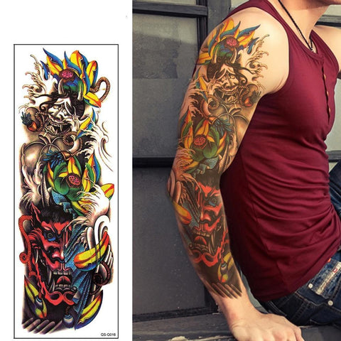 OnDecal Arm Monster Temporary Tattoo