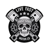OnDecal Fast Auto Motor co. Decal