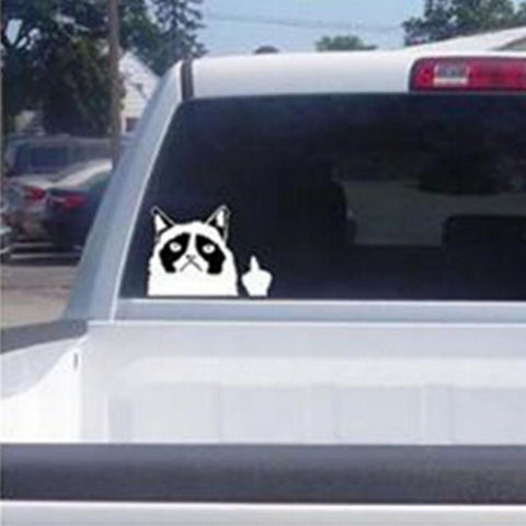 OnDecal Grumpy Cat Decal