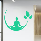 OnDecal Meditation Vinyl Wall Decal