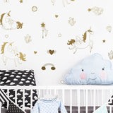 OnDecal Magical Unicorn Wall Decals