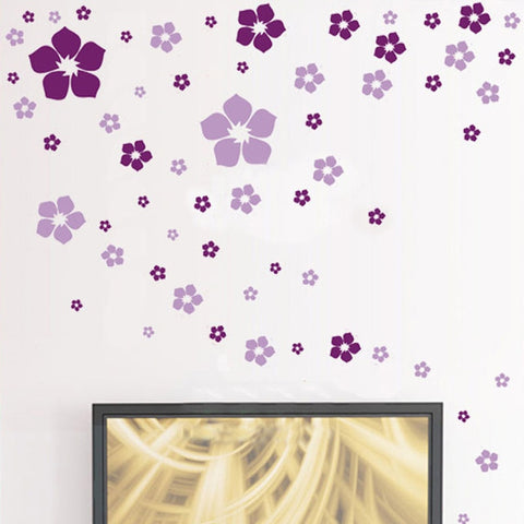 OnDecal Creative Flower Wall Decals