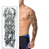 OnDecal Newly Designed Sleeve Tattoos