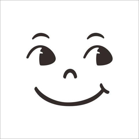 OnDecal Smiley Face Decal