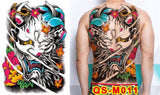 OnDecal Large Back Tattoo
