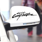 The Spirit of Competition Decal