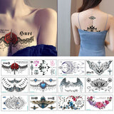 OnDecal Chest Clavicle Tattoo