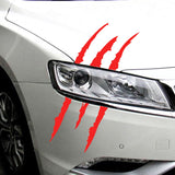 OnDecal Monster Claw Scratches Decal