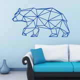 OnDecal Geometric Polar Bear