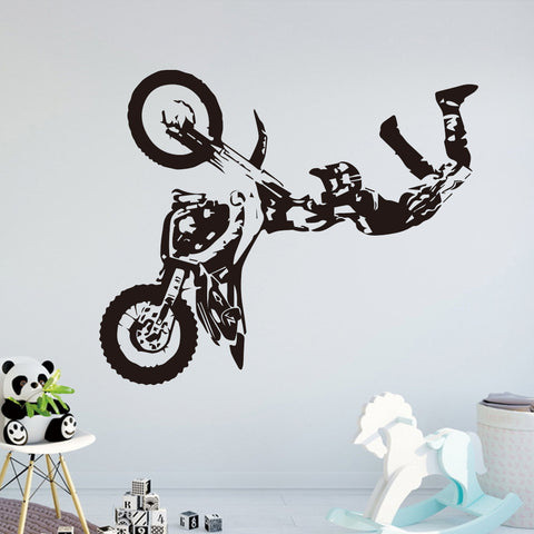 OnDecal Motocross Wall Decal