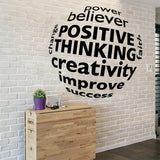 OnDecal Motivation Quotes Wall Decals