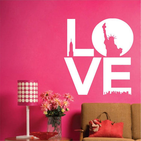 OnDecal NY Love