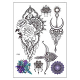 OnDecal Amazing Temporary Flash Tattoo