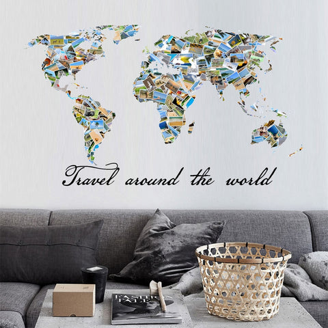 OnDecal Geography Map World